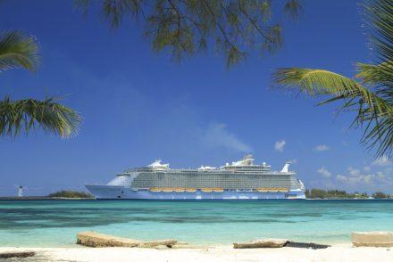 Viagem de Cruzeiro no Caribe
