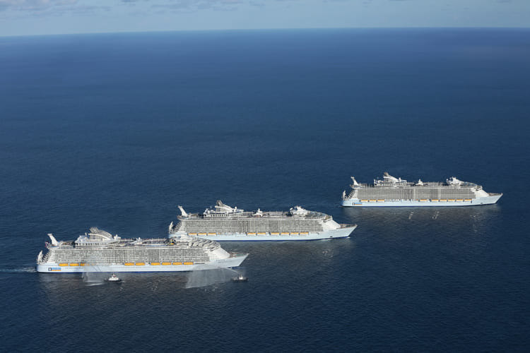 Diferenciais da Royal Caribbean
