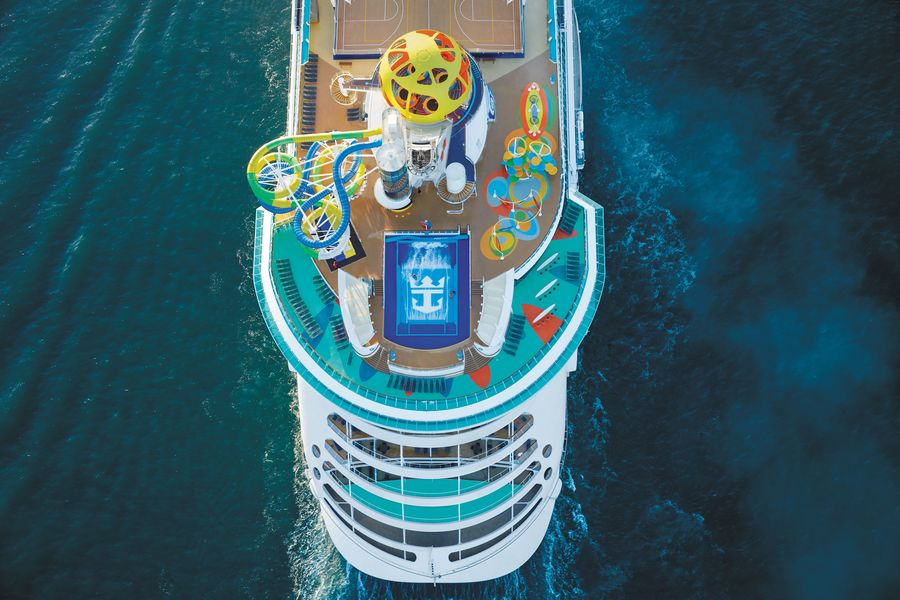 Independence of the Seas, um dos destaques da Classe Freedom da Royal Caribbean