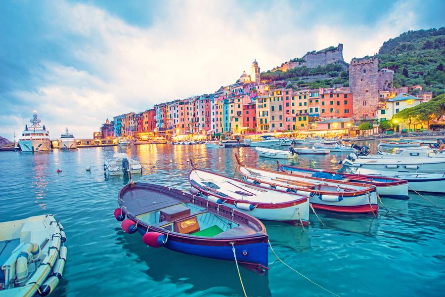 Descubra os melhores destinos de cruzeiros no mediterrâneo!