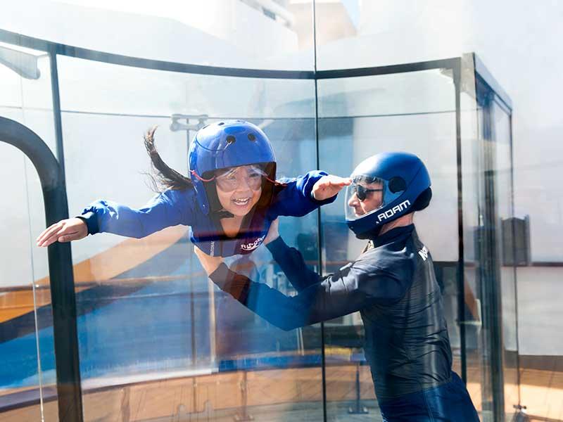 Simulador de paraquedismo RipCord by iFly®