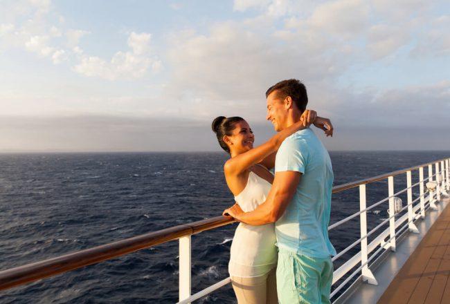 cruzeiro romântico