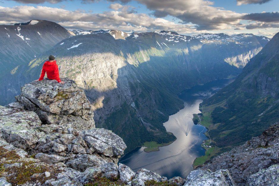 Fiordes Noruegueses