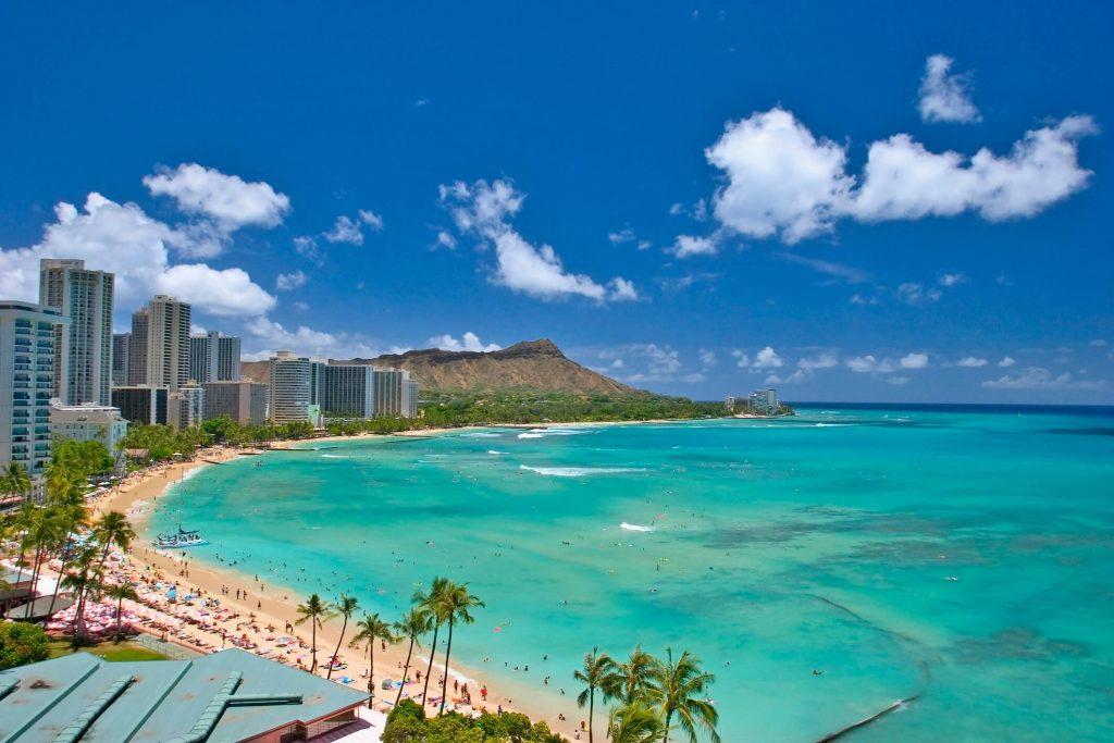 Hawaii como destino para fazer um cruzeiro