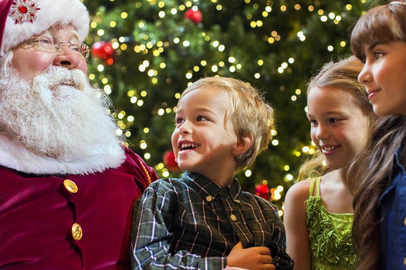 Visita ao Papai Noel