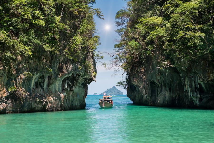 Tailandia como destino para fazer um cruzeiro