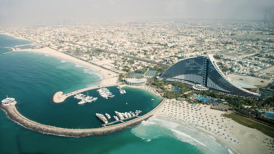 Dubai como destino de Lua de Mel