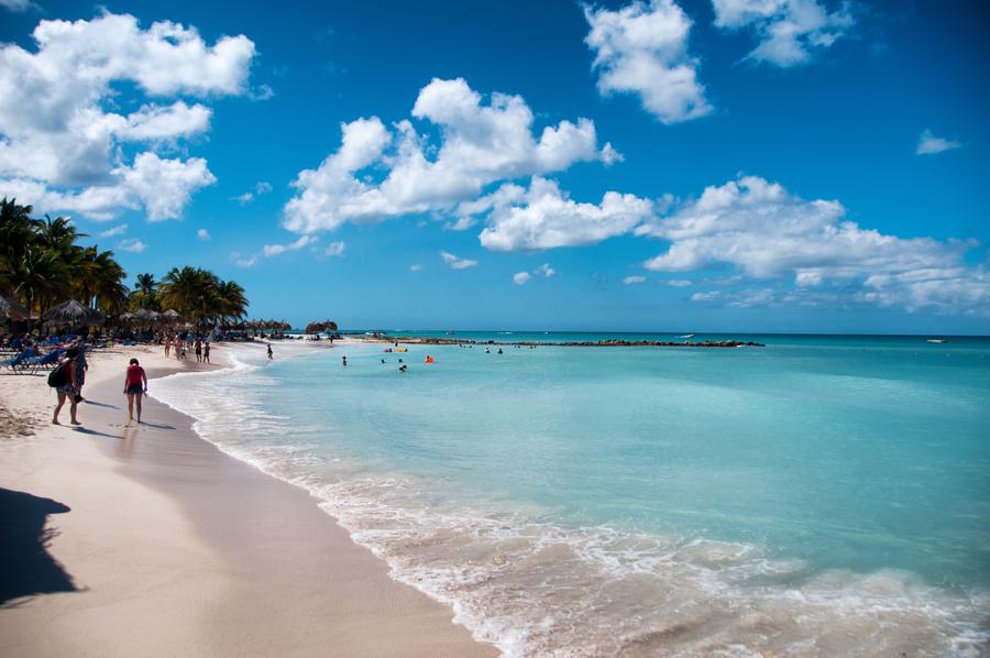 Caribe, um dos destinos do Navigator of the Seas