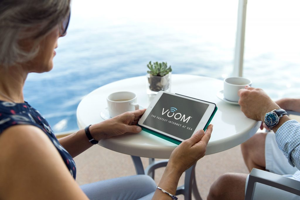 Internet de alto velocidade para sua viagem corporativa