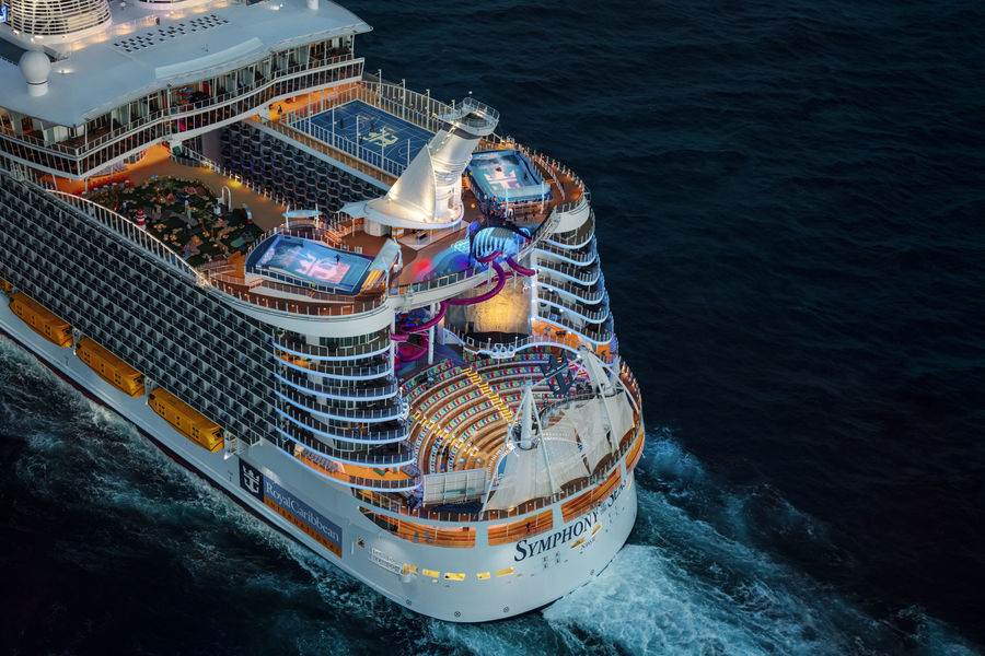 Viagem de Cruzeiro a bordo do Symphony of the Seas