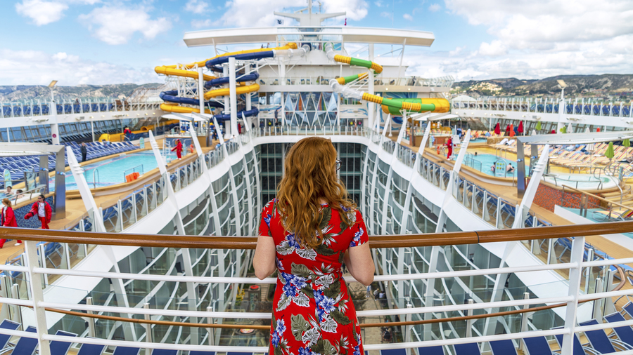 Symphony of the Seas, da Royal Caribbean