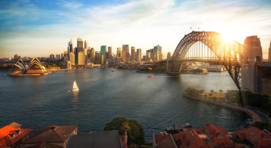 Austrália como destino para fazer um cruzeiro